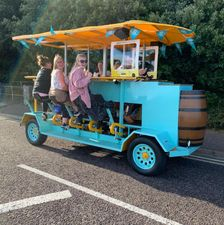 beer bike hire bournemouth 8