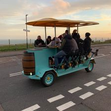 beer bike hire bournemouth 3