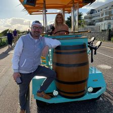 beer bike hire bournemouth 6